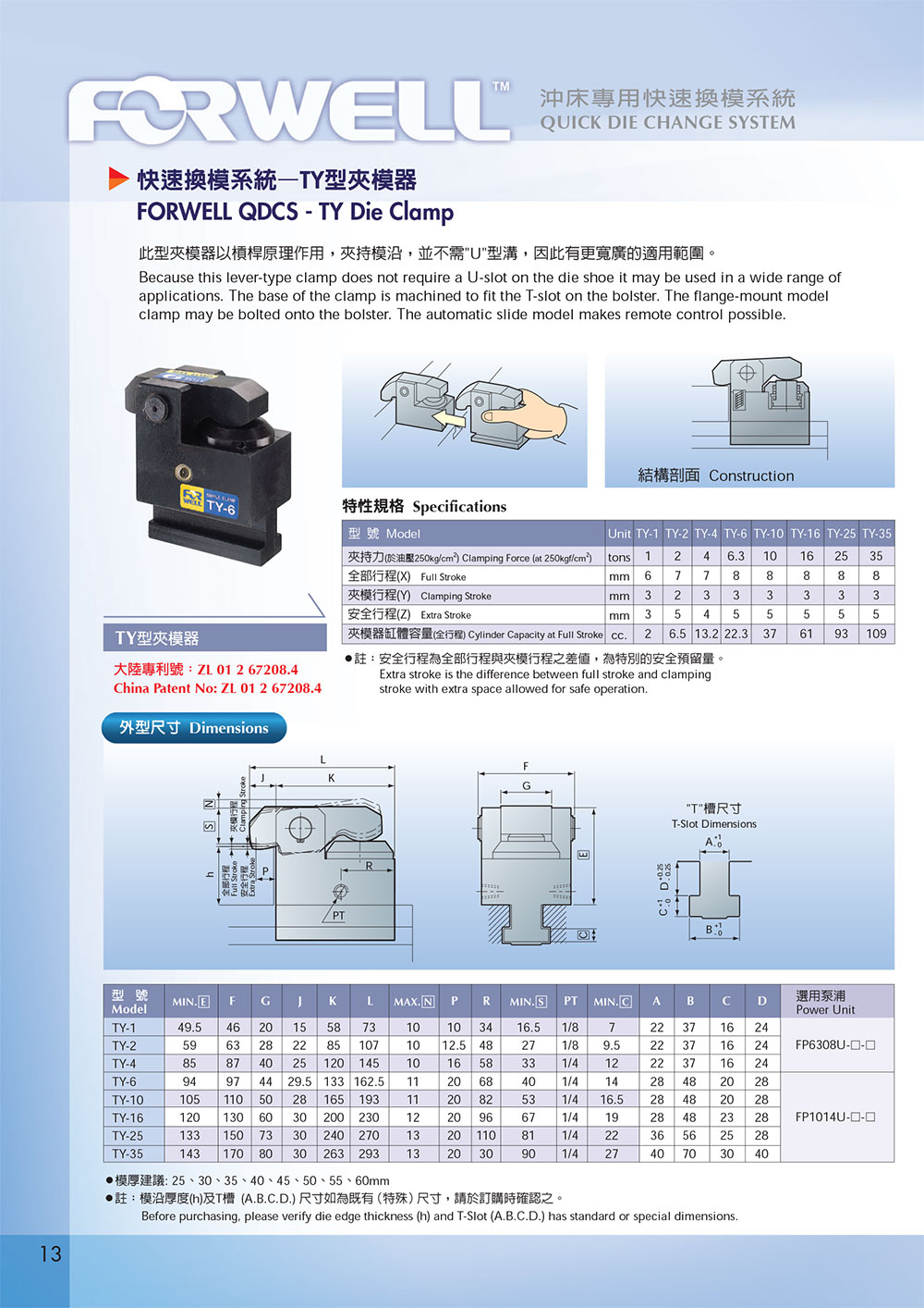 14 forwell catalog